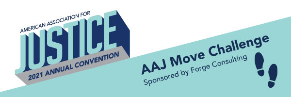 Announcing: The AAJ Move Challenge